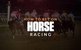 Online Horse Racing Bets